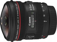Post image for Fisheye Zoom on its way from Canon